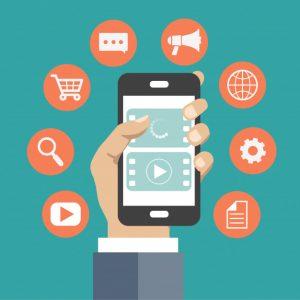 Vizsnyai Informatika - mobil app